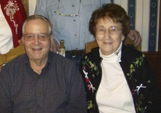 Helen og John Collins.