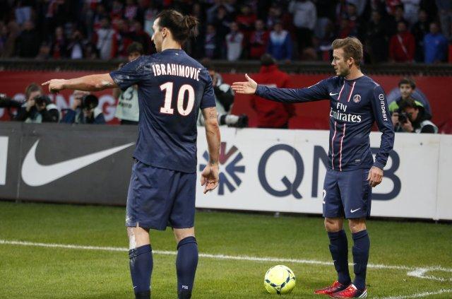 Mun Zlatan Ibrahimovic aðeins staldra við í París í einn ...