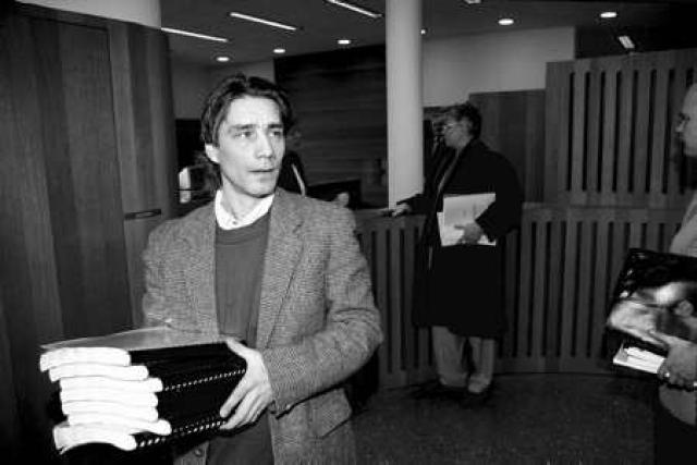 Sævar Ciesielski, one of the convicted suspects, twice tried to ...