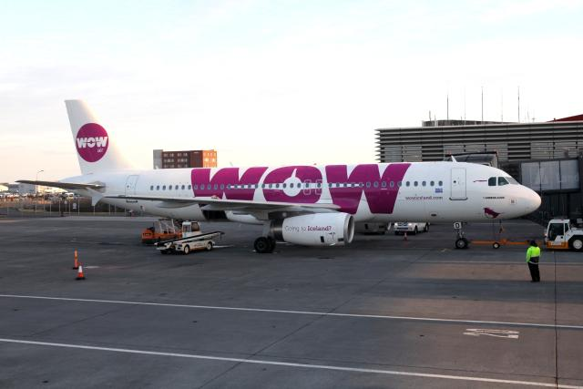 Wow Air hefur bent viðskiptavinum sínum á reglugerð Samgöngustofu.