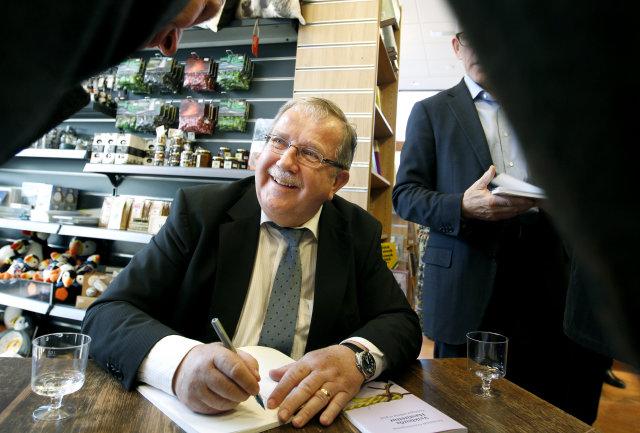 Jón Steinar Gunnlaugsson, fyrrverandi hæstaréttardómari.