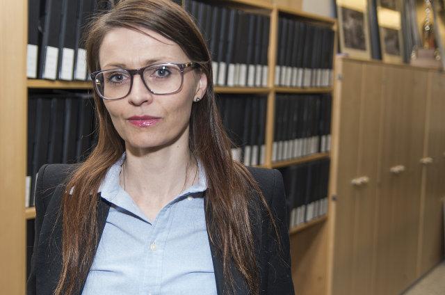 Ásdís Kristjánsdóttir, forstöðumaður greiningardeildar Arion banka.