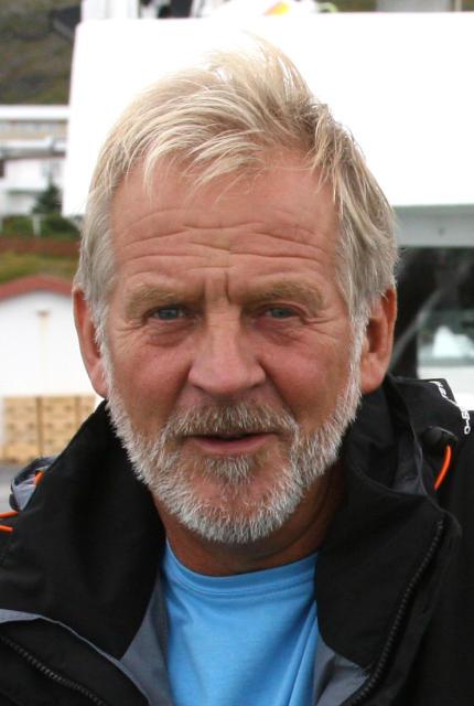 Brynjar Kristmundsson, skipstjóri á Steinunni SH.