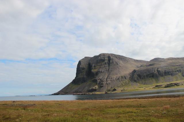 Frá Kaldbaksvík á Ströndum.