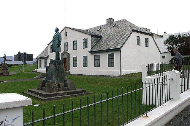 """Áætlun um afnám hafta hefur verið gefið vinnuheitið """"Project Irminger""""."""
