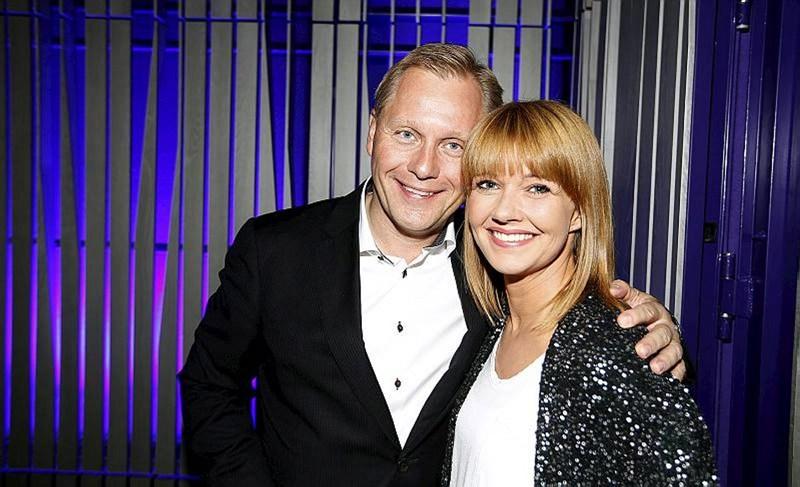 Ari Edwald og Kolbrún Björnsdóttir.