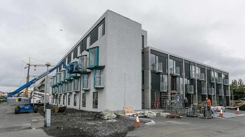 Árásin var framin við stúdentagarðana við Sæmundargötu.