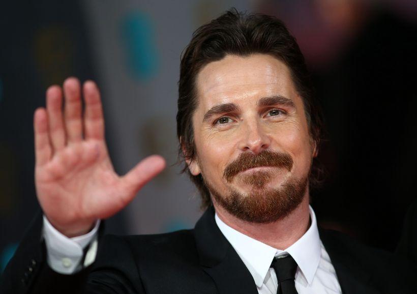 Christian Bale er búinn að breytast töluvert á þremur árum.