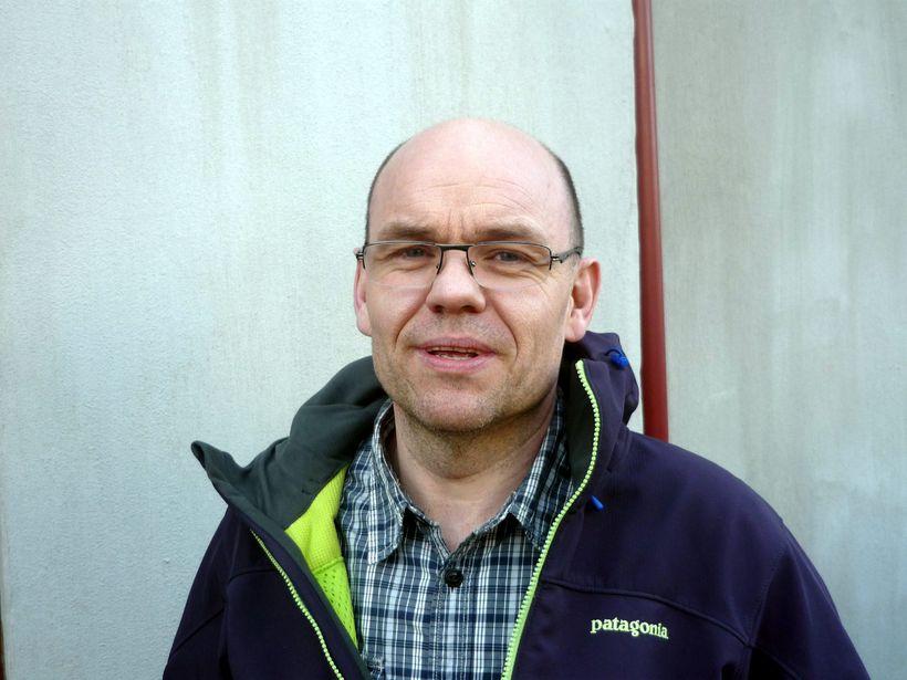 Ólafur Loftsson formaður Félags grunnskólakennara.
