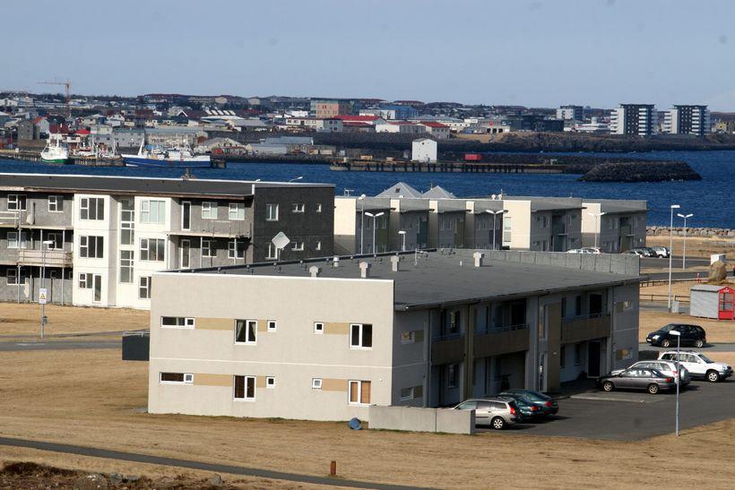Íbúum á Suðurnesjum fjölgaði hlutfallslega mest í fyrra.