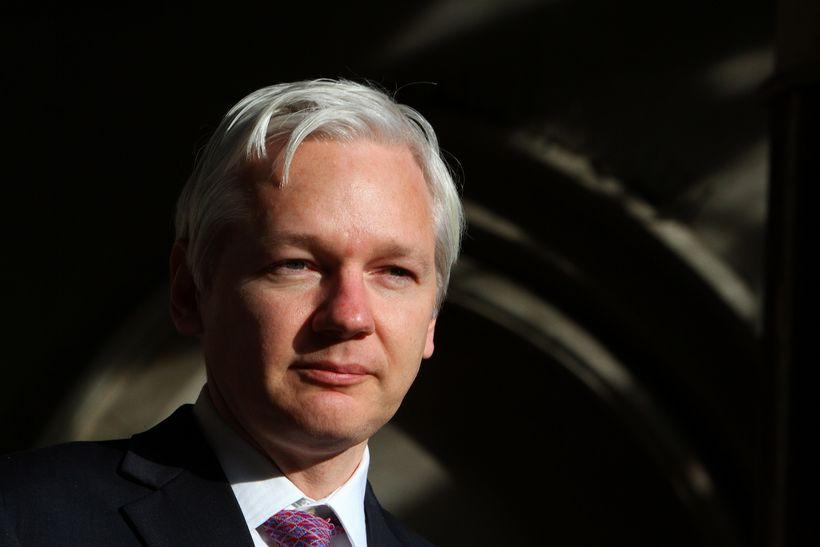 Julian Assange, stofnandi WikiLeaks