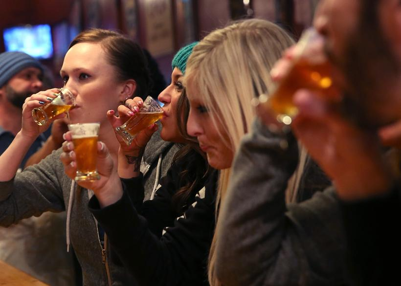Alcohol consumption among adults in Iceland has increased by some ...