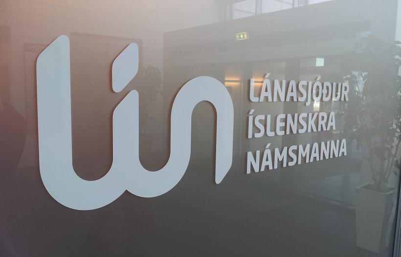 LÍN, Lánasjóður íslenskra námsmanna námslán.