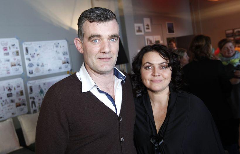 Stefán Karl og Steinunn Ólína