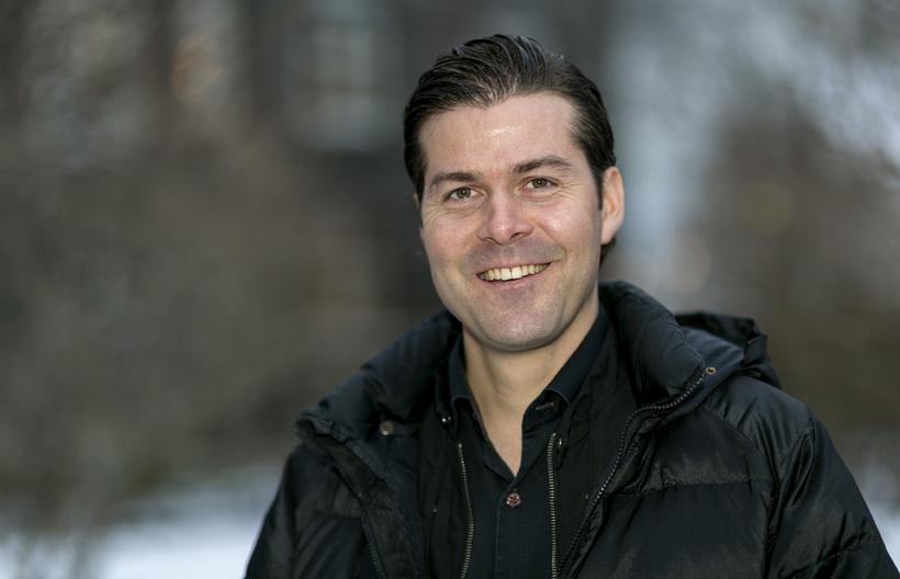 Jón Þór Ólafsson, þingmaður Pírata, fullyrðir að stjórnarsamstarf við Sjálfstæðisflokkinn ...