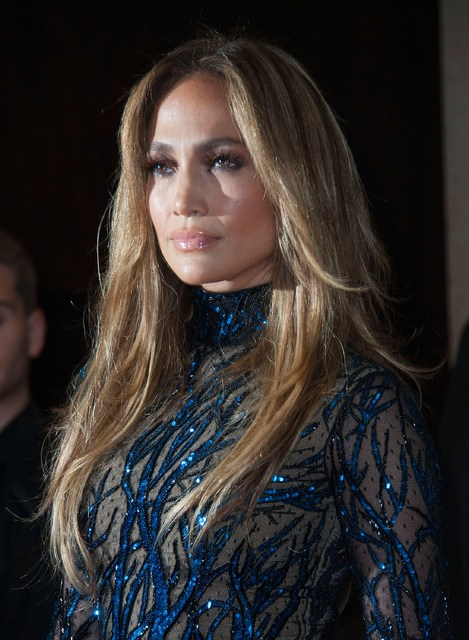 Söngkonan Jennifer Lopez árið 2014.