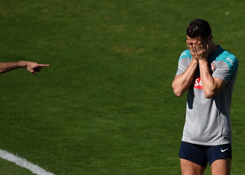 Er HM í hættu hjá Cristiano Ronaldo?