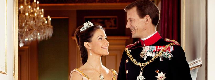 Marie og Jóakim prins