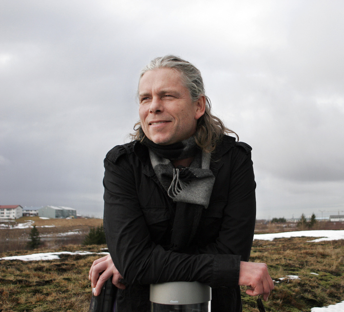 Guðmundur Týr Þórarinsson er einn af aðstandendum nýju sjónvarpsstöðvarinnar isTV ...