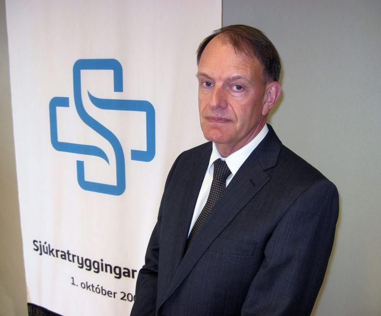 Steingrímur Ari Arason, forstjóri Sjúkratrygginga Íslands.
