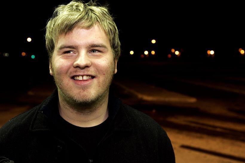 Bergvin Oddsson var kjörinn formaður Blindrafélagsins á aðalfundi í maí ...