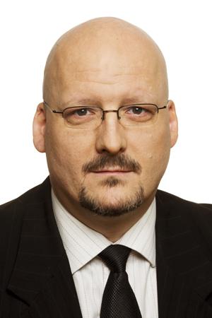 Snorri Magnússon, formaður Landssambands lögreglumanna.