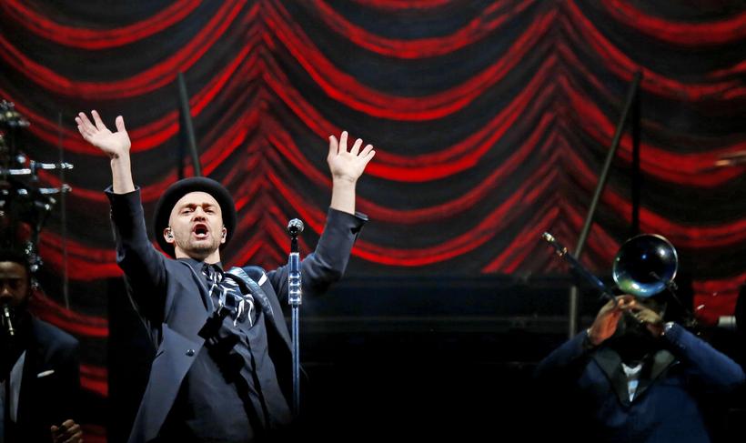 Justin Timberlake er ein skærasta stjarnan í heiminum í dag.