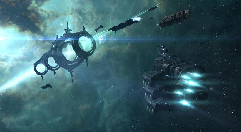 Eve Online er tilnefnt í flokki markaðsherferða á netinu.