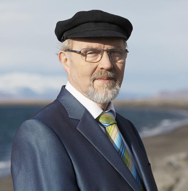 Jón Bjarnason, formaður Heimssýnar.