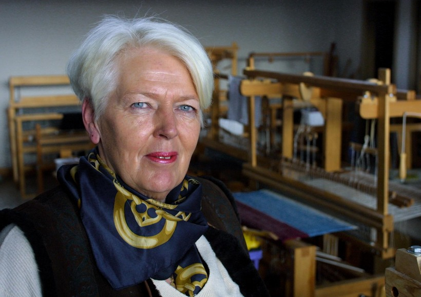 Margrét Sigfúsdóttir, skólastjóri Hússtjórnarskólans í Reykjavík.