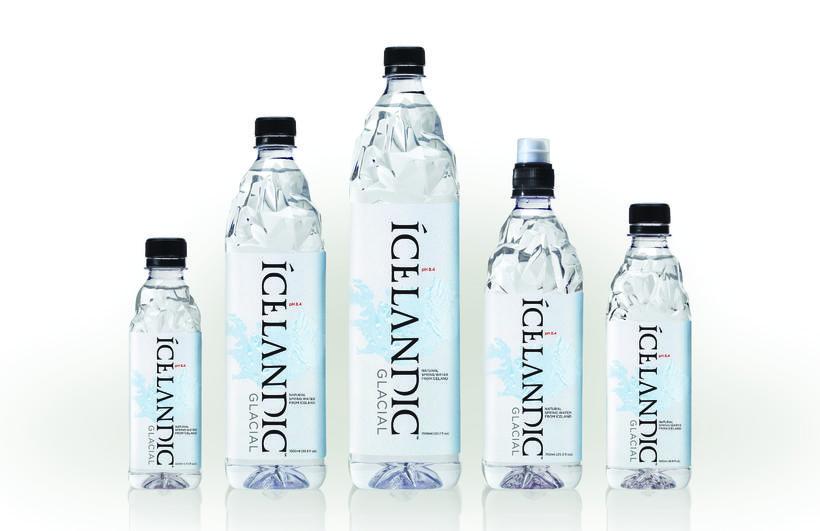 Icelandic Water Holdings flytur út vatn undir merkinu Icelandic Glacial.