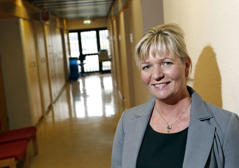 María Einisdóttir, framkvæmdastjóri geðsviðs Landspítalans.