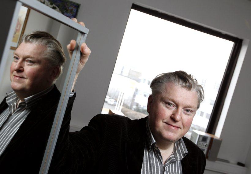 Gunnar Guðbjörnsson, skólastjóri Söngskóla Sigurðar Demetz