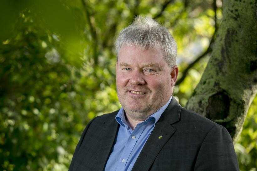 Sigurður Ingi Jóhannsson, sjávarútvegsráðherra.