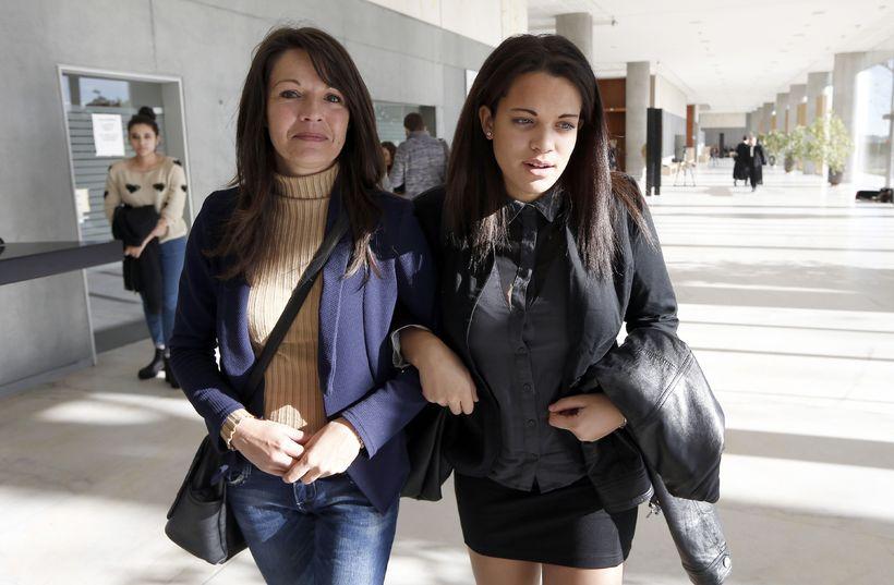 Sophie og Manon Serrano