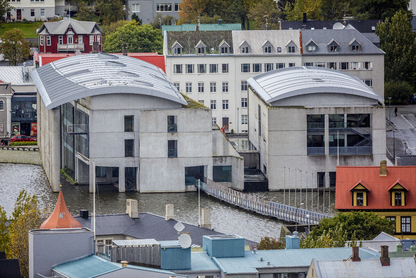 Ráðhús Reykjavíkur