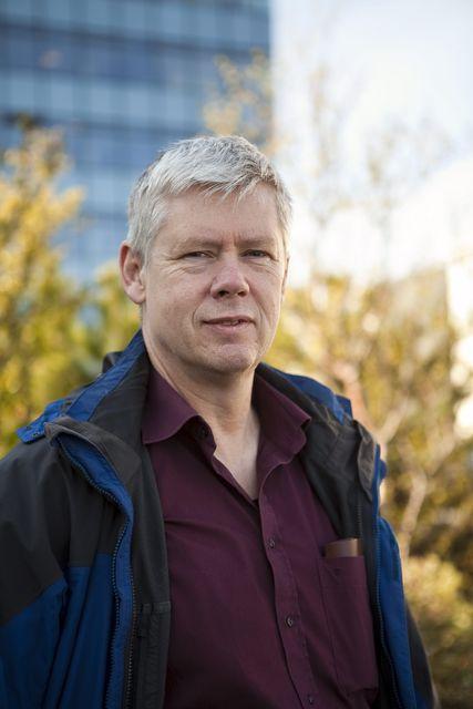 Þórólfur Jónsson er garðyrkjustjóri hjá Reykjavíkurborg.