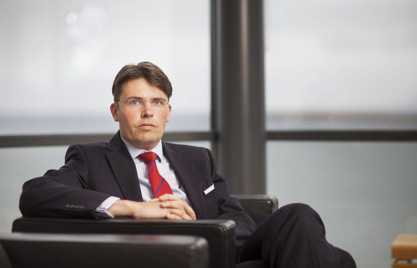 Jakob Ásmundsson, fyrrum forstjóri Straums, segir greiðslurnar vera í takti ...
