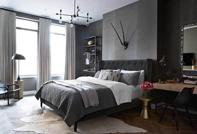 Trufla svefnherbergi ny for Dulux boys bedroom ideas