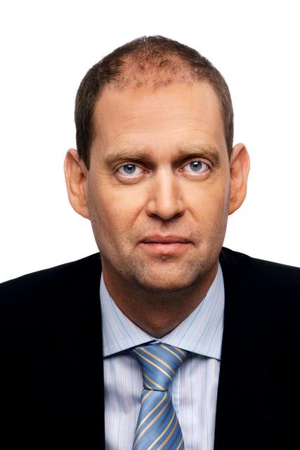 Jóhannes Rúnarsson, forstjóri Strætó.