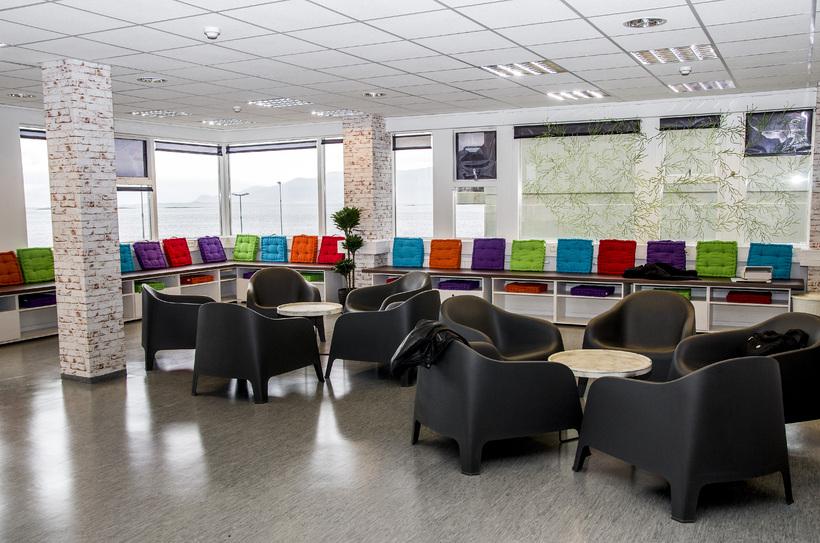 Frá Innovation House á Eiðistorgi.