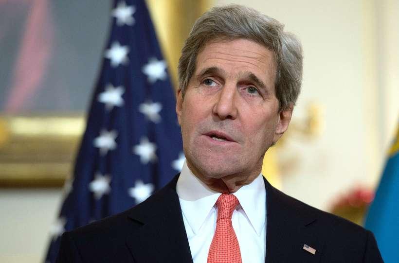John Kerry, utanríkisráðherra Bandaríkjanna.