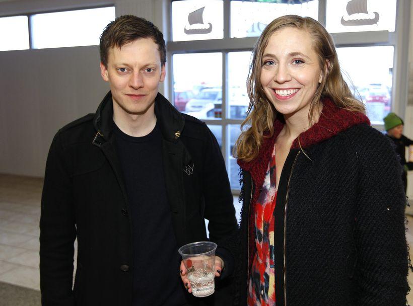 Jón Trausti Reynisson og Ingibjörg Dögg Kjartansdóttir, ritstjórar Stundarinnar.