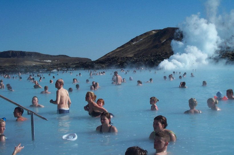 Iceland's legendary Blue Lagoon to yourself and your guests for ...