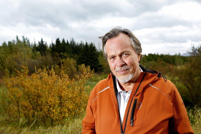 Ibrahim Sverrir Agnarsson er formaður Félags múslima.