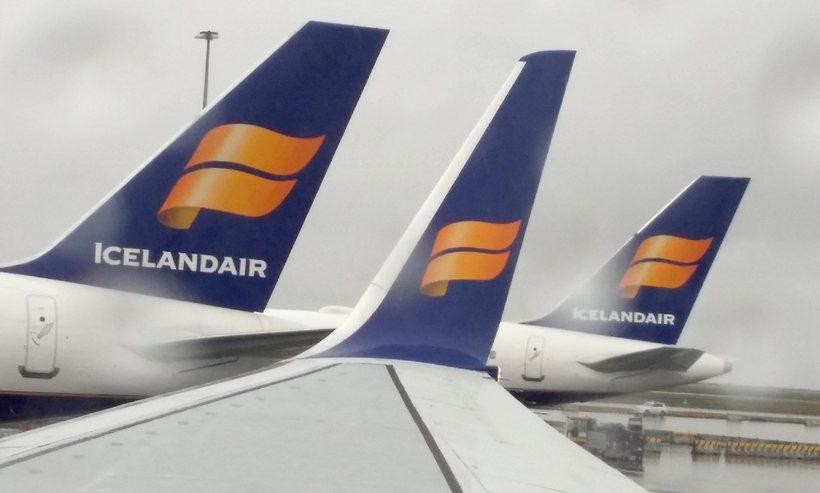 Icelandair hefur ekki breytt áætlun sinni þá daga sem aðgerðirnar ...