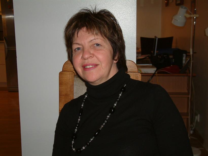 Signý Jóhannesdóttir, formaður Stéttarfélags Vesturlands.