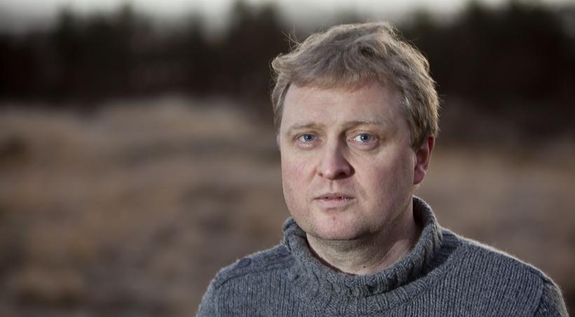 Bjarni Jónsson, fulltrúi VG og óháðra í sveitarstjórn Sveitarfélagsins Skagafjarðar.