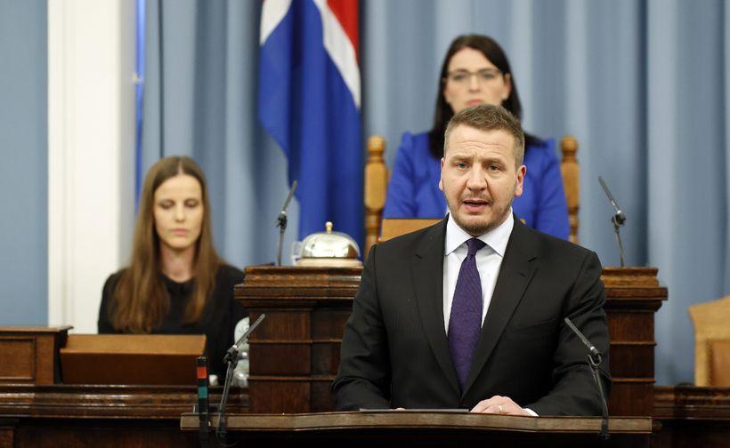 Guðlaugur Þór Þórðarson, þingmaður Sjálfstæðisflokksins.