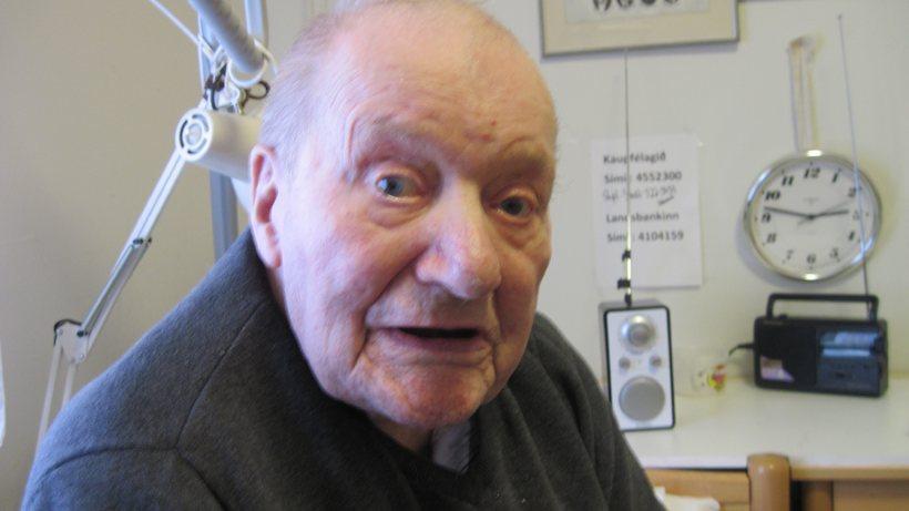 Þorkell Zakaríasson.